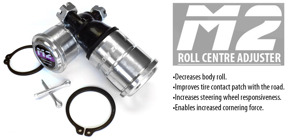 M2 ROLL CENTRE ADJUSTERS