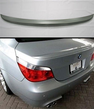 bmw e60 04 09 m5 trunk spoiler replica tk002 e6004m5. Black Bedroom Furniture Sets. Home Design Ideas